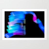 Color Wheel 160 Art Print
