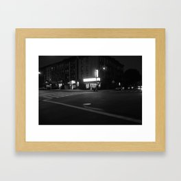 9. Framed Art Print