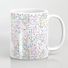 London Subway Coffee Mug