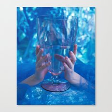 Ace of Cups Canvas Print