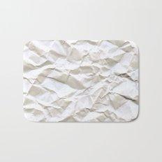 White Trash Bath Mat