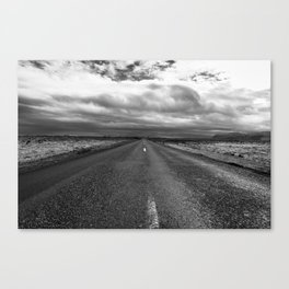 Ready for a Change Canvas Print