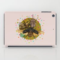 insect iPad Cases featuring Insect Universe by dogooder