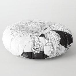 Tammy Wurtherington Freedom Fighter Floor Pillow