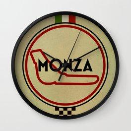 Monza Italian Grand Prix Wall Clock