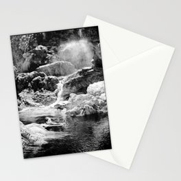 The Lady of the Rock Stationery Cards