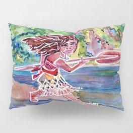 Moana the Brave Pillow Sham