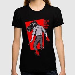 Kills The Radio Star T-shirt