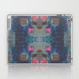 Toppled Ceramic Tiling Infared Style Laptop & iPad Skin