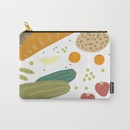 Eating Healthy Carry-All Pouch