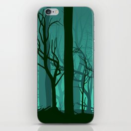 forest dead iPhone Skin
