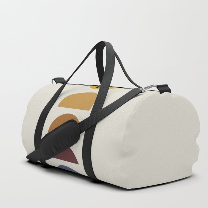Minimal Sunrise / Sunset Duffle Bag