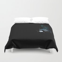365 Days of Art: Abyssmal Duvet Cover