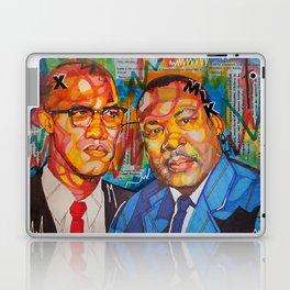 Malcolm X King Laptop & iPad Skin