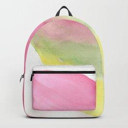 Pastel Loving Heart Shape Backpack