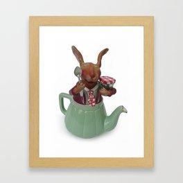 TEA TIME 1 Framed Art Print