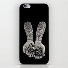 The Tattooer  iPhone & iPod Skin