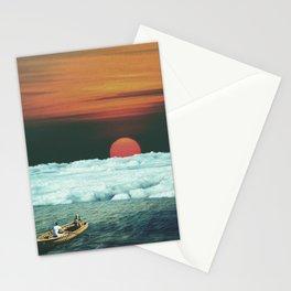 Meditation on Saturday Morning Stationery Cards