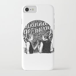 The Other Side iPhone Case