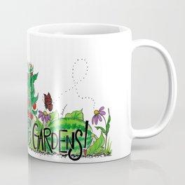 I Dig Skyview School Gardens! Coffee Mug