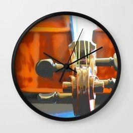 Cello Mood Wall Clock