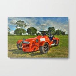 Sportscar - MNR Vortix Metal Print