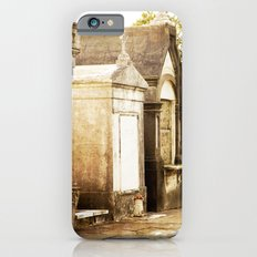 Aboveground cities of the dead iPhone 6s Slim Case