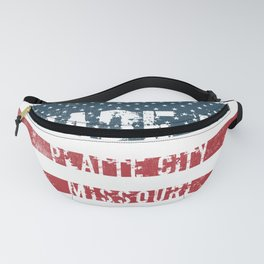 Made in Platte City, Missouri Fanny Pack