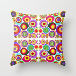 Object of cognition Throw Pillow