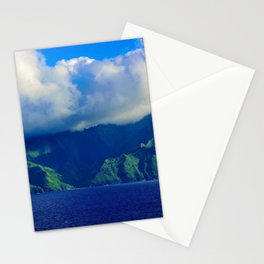 Mysterious Land Stationery Cards