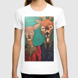 deerly beloved T-shirt