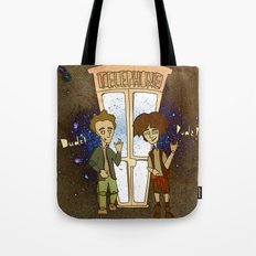 Bill & Ted's Excellent Adventure (1989) Tote Bag