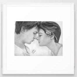 Okay? Okay. Framed Art Print