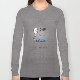1 in Million Long Sleeve T-shirt