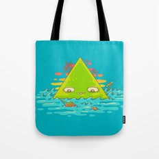 The Bermuda Triangle Tote Bag