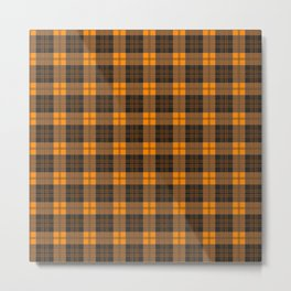 Scottish plaid 4 Metal Print