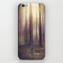 This isn´t yours iPhone Skin