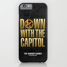 Hunger Games - Down With the Capitol iPhone 6s Slim Case