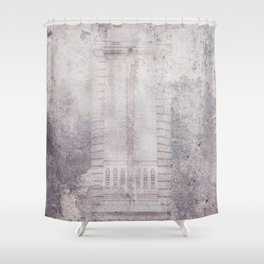 Pillar Shower Curtain