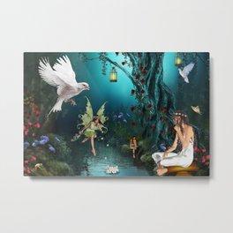 Fairy-tale stories Metal Print