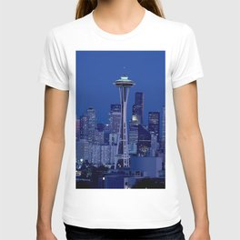 The Space Needle Seattle Icon T-shirt