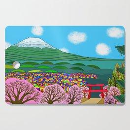 Fujisan Cutting Board