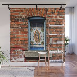 Our Lady of the Window Wall Mural
