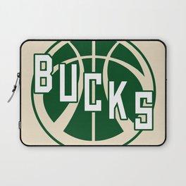 Bucks creme Laptop Sleeve