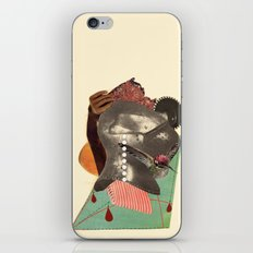 he said he was on the verge of a discovery so terrific that he doubted his own sanity iPhone & iPod Skin