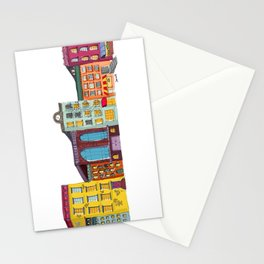 Buildings Stationery Cards