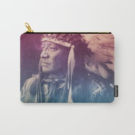 PAINTED HORSE SIOUX NATIVE AMERICAN Carry-All Pouch