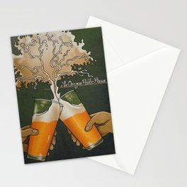 Oregon Public House Poster - 9 Stationery Cards