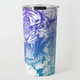 Samurai Spirit Travel Mug