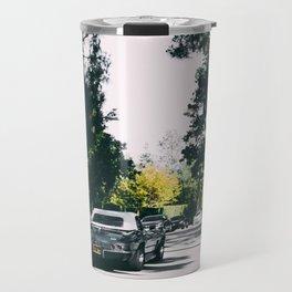 Los Angeles street Travel Mug